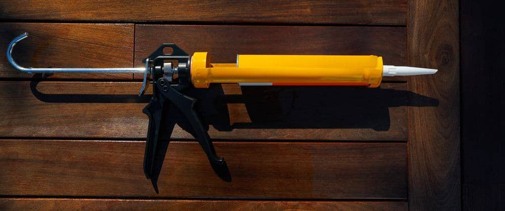 caulk gun for sealant