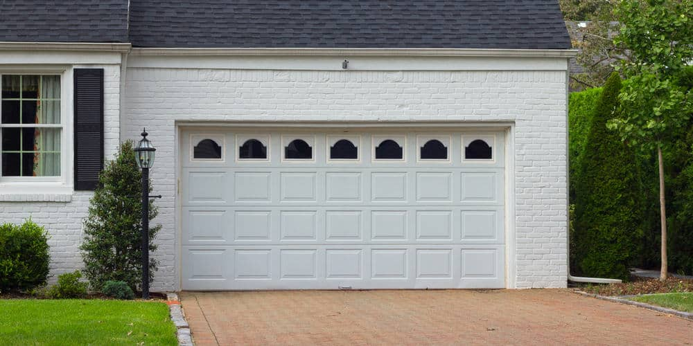 insulated garage door