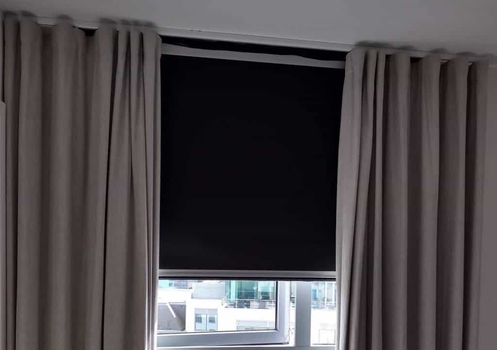 soundproof drapes