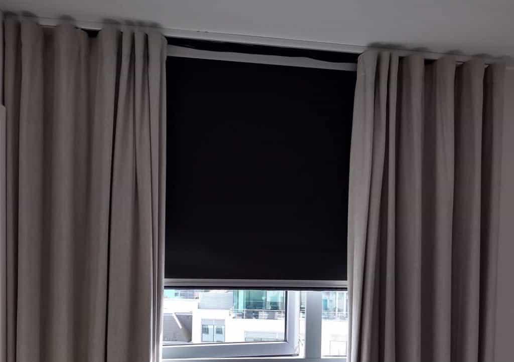 soundproof drapes