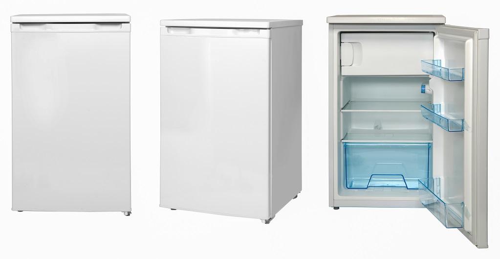 tall mini fridge