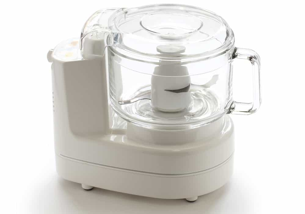 food processor features