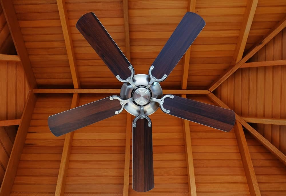 quiet ceiling fan
